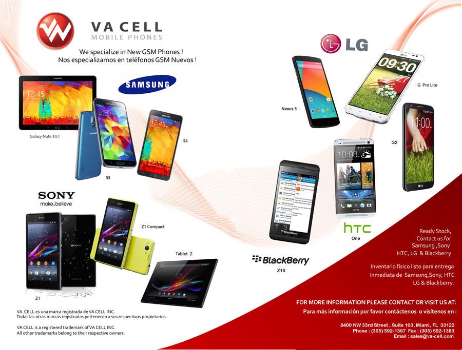 Distribuidor de GSM cell phones, Distirbutor of GSM celulares