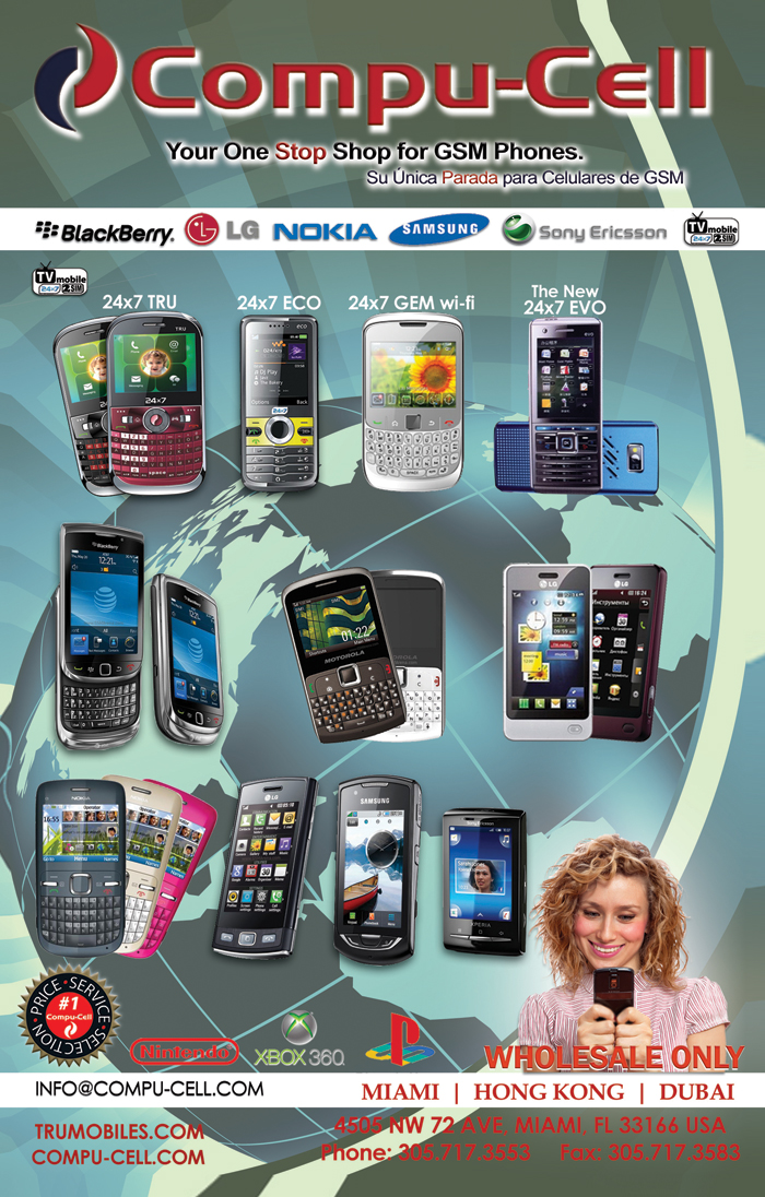 Wholesale Cell Phone Distributor | Distribudor de celulares