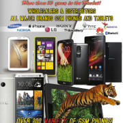 Mayorista de Celulares, Tabletas | Wholesaler of GSM Cell Phones, Tablets