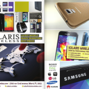Solaris Wireless, Wholesaler of cell phones, Mayorista de celulares