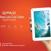 Distribuidor de Tablets, Qpad, Low cost Tablets