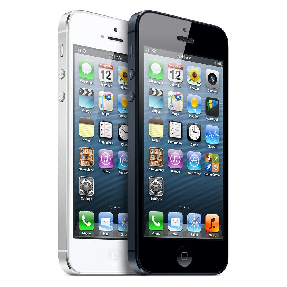 Distribuidor de iPhone 5 celulares