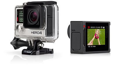 Proveedor de GoPro hero 4 por mayor