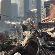 videojuego call of duty, ps3 y ps4