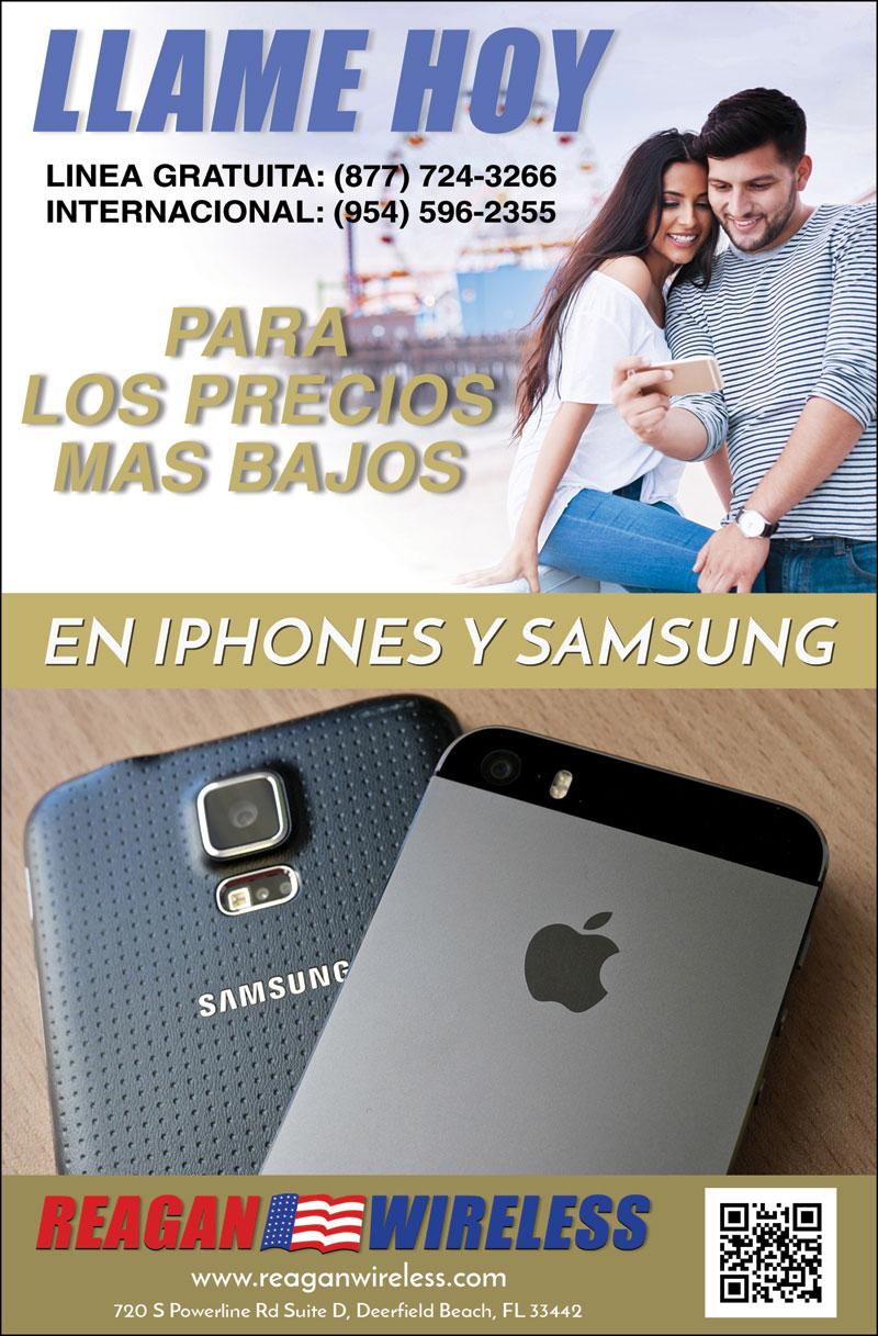 iPhone y samsung distirbuidor, proveedor