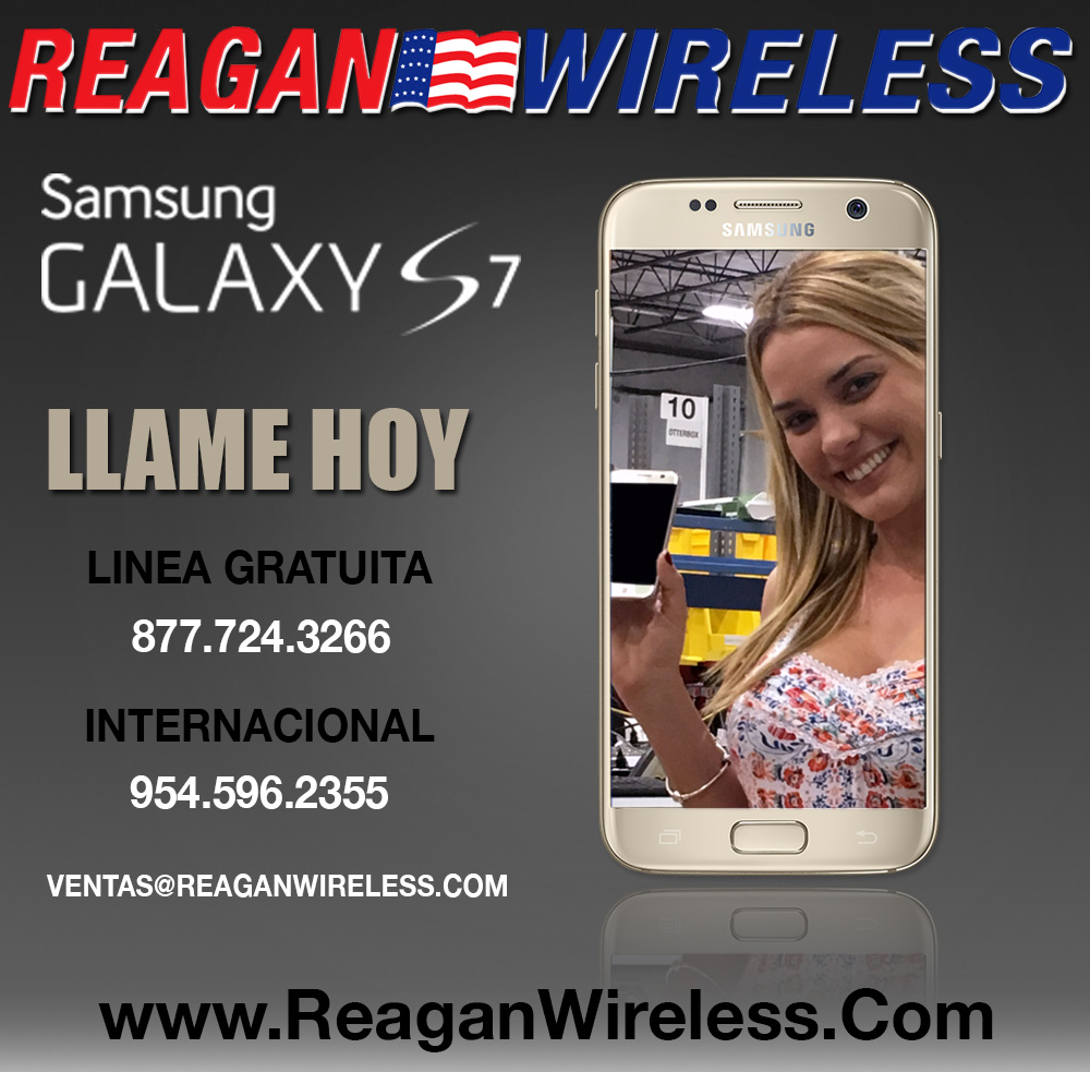 Samsung Galaxy 7 at Reagan Wireless