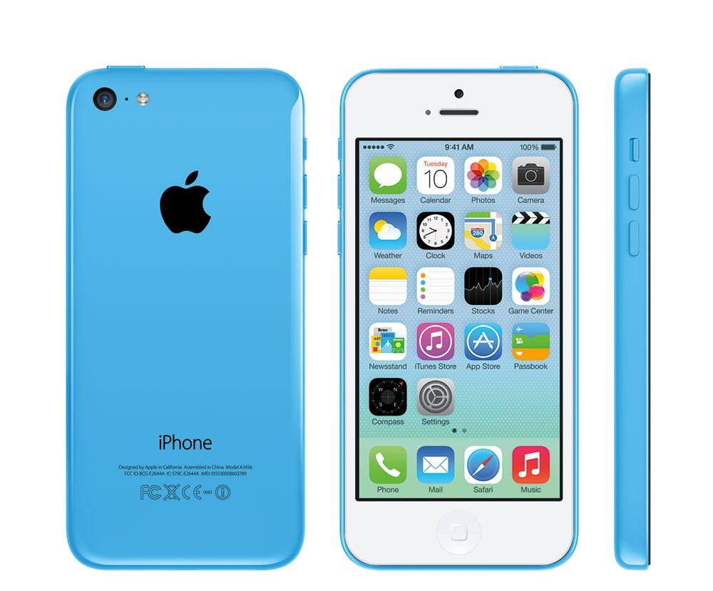 blue-white-iphone-5c