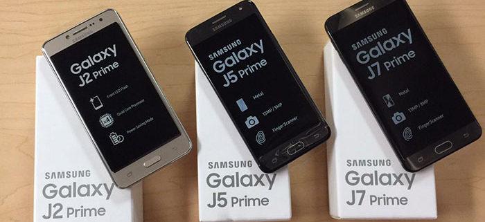 Grand Prime J2, J5 & J7 OEM DA LTA - en Stock!