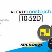 Alcatel One touch 10-52D al por mayor