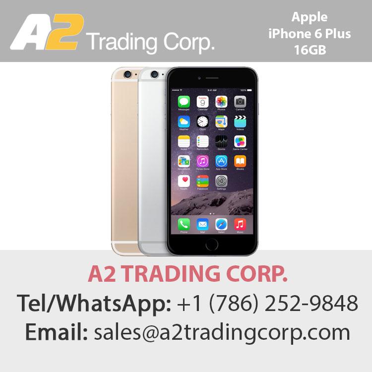 Apple iPhone 6 Plus 16GB - Factory Unlocked