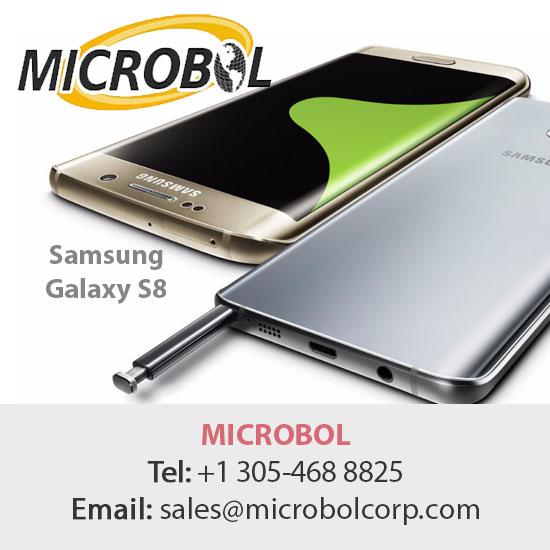 samsung galaxy s8 celulares al por mayor