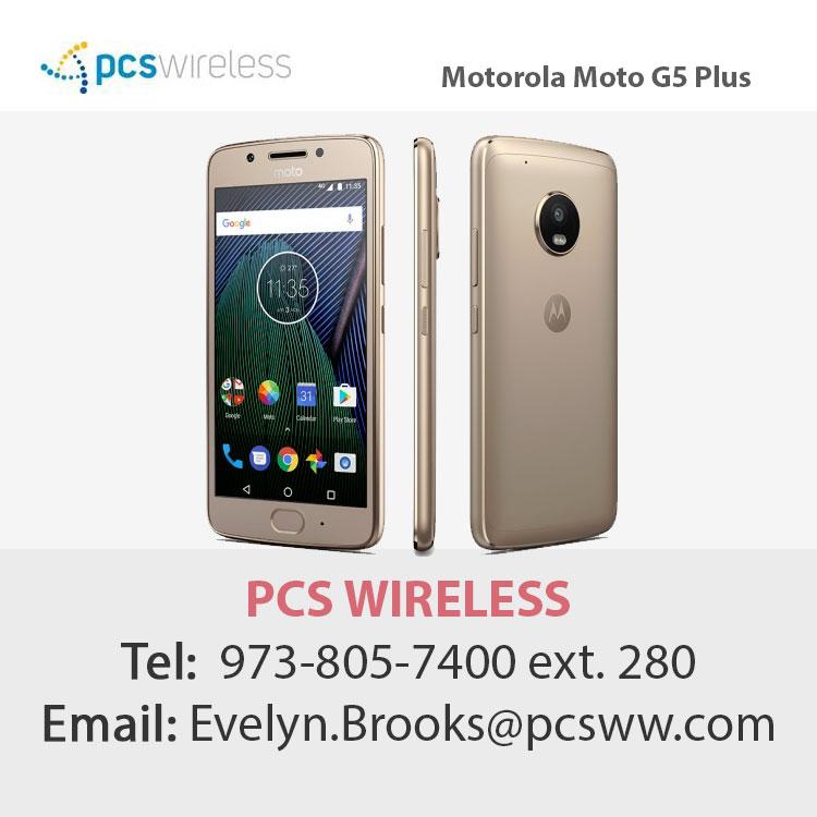 Nuevo Motorola Moto G5 Plus