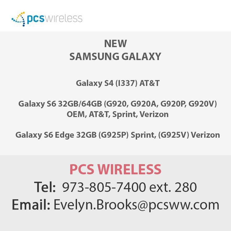 Samsung Galaxy- Nuevos