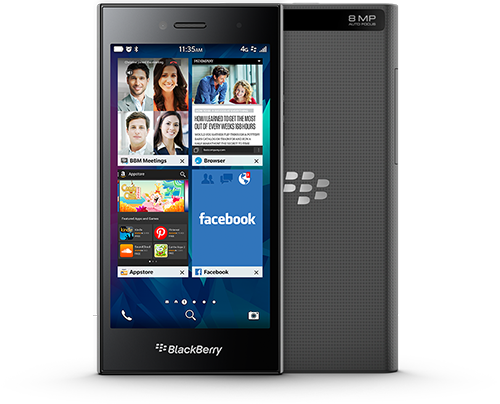 Blackberry Leap - Nuevo