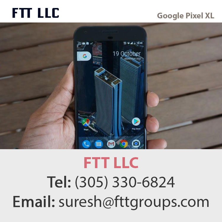 Disponible: Google Pixel XL