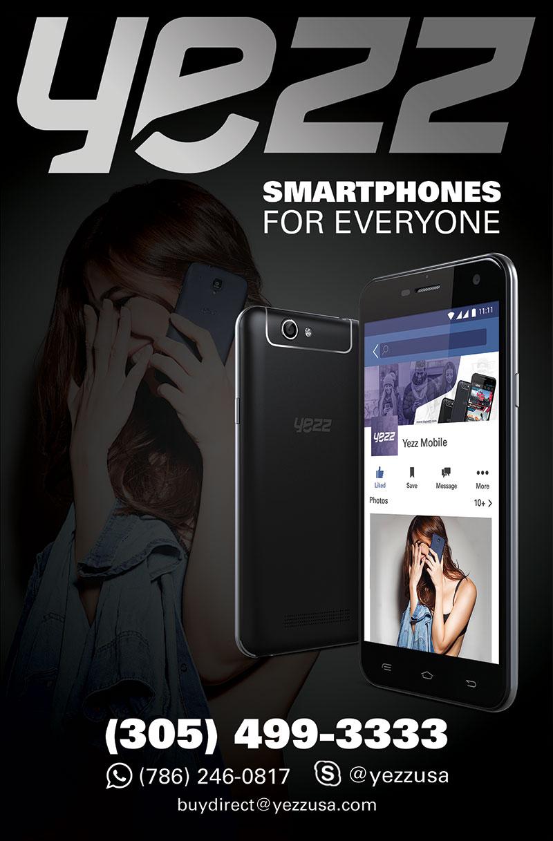 Smartphones for everyone!