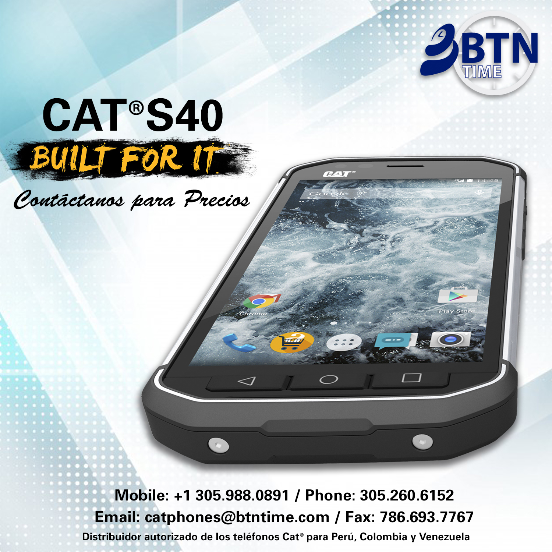CAT S40 - Celulares desbloqueado