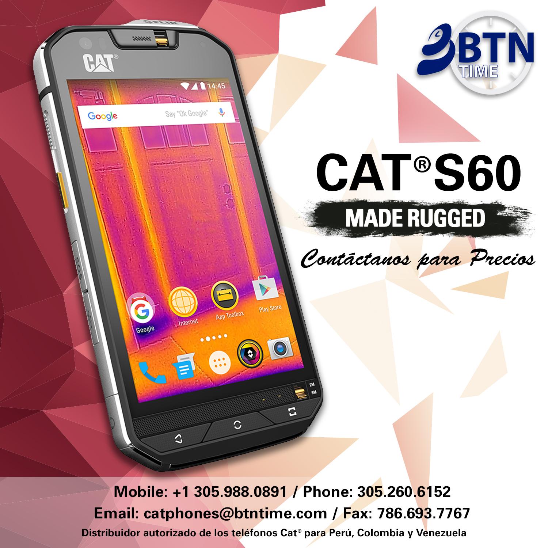 CAT S60 celulares