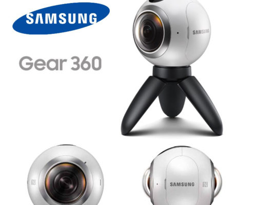 camara al por mayor gear 360