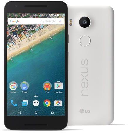 LG Nexus 5X - Grados Usados
