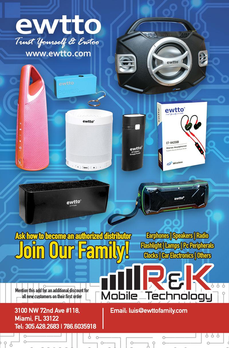 R and K Mobile: Auriculares, Altavoces, Baterias y mas!