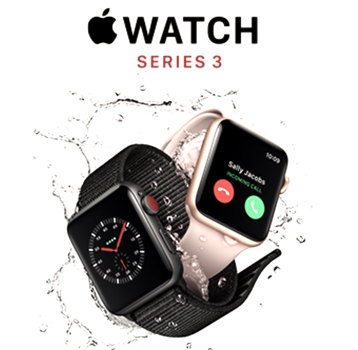 Apple Watch Series 3 42mm - In Stock!