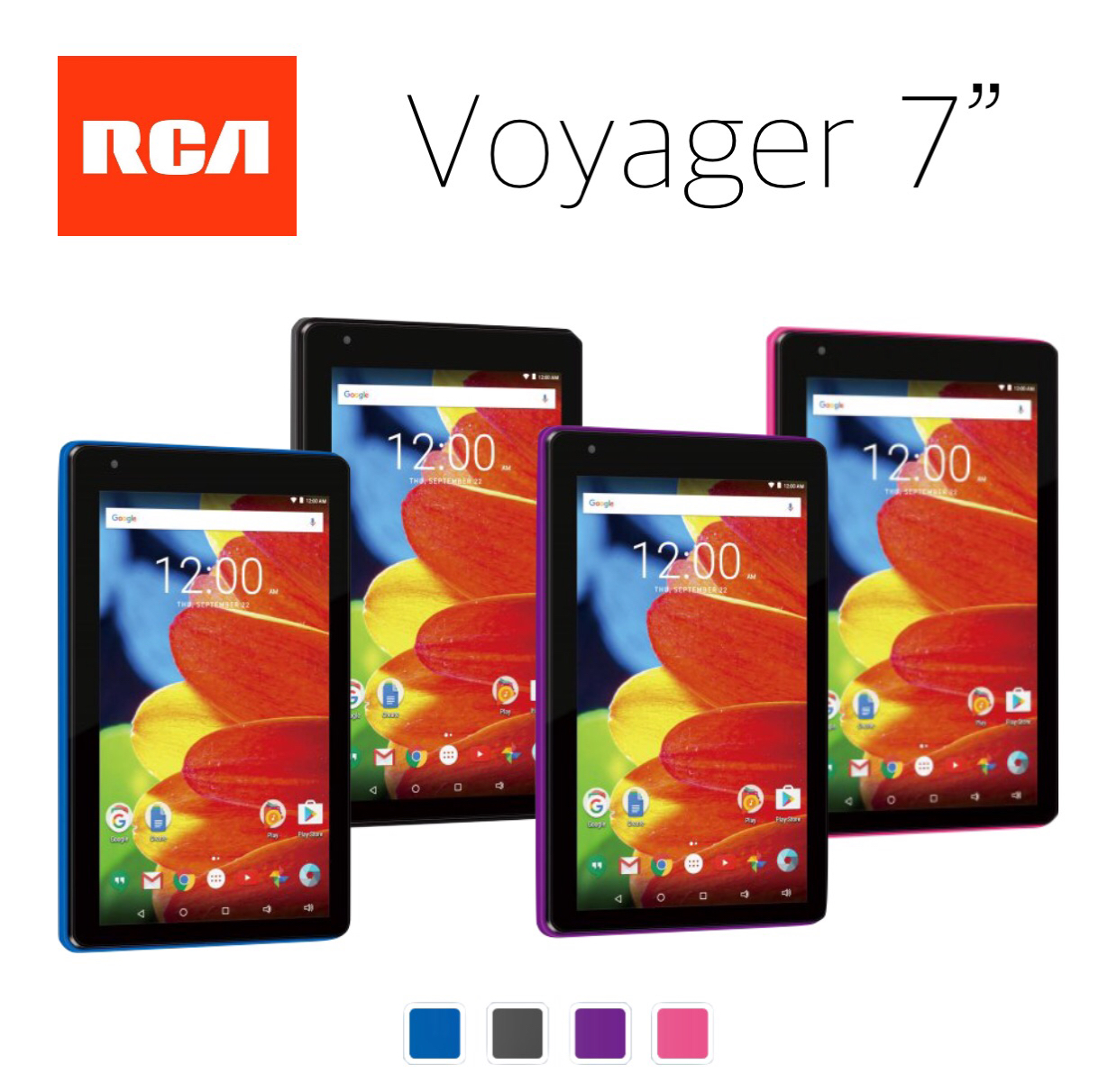 RCA Voyager 7