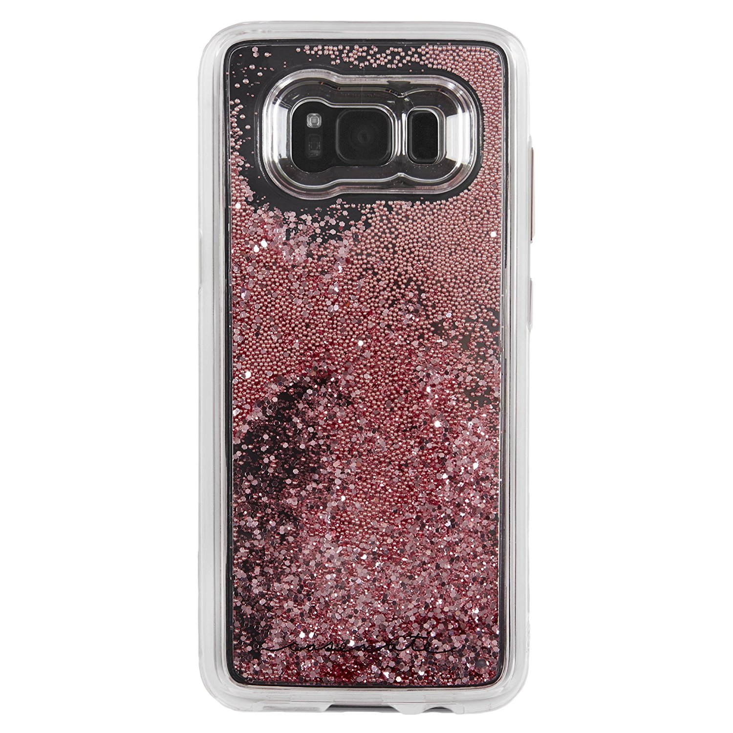 Brand New Retail Master Carton Case-Mate Samsung Galaxy S8 Case - WATERFALL - Rose Gold Local In Miami!