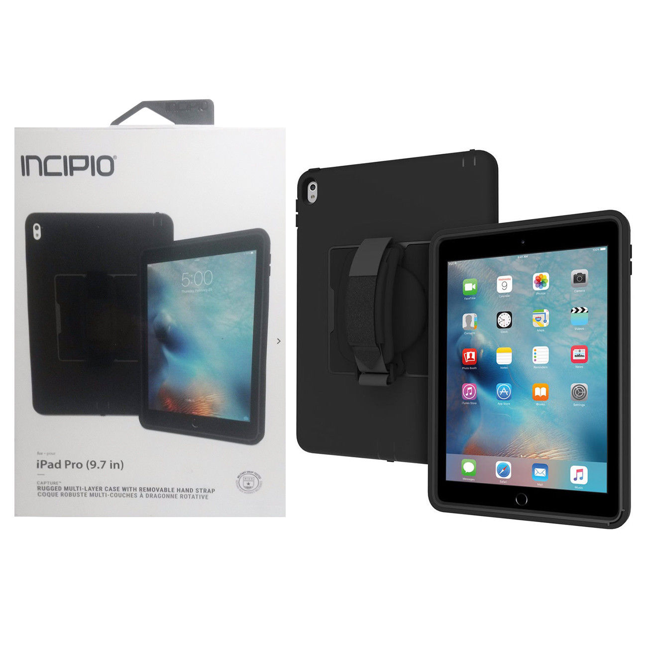 Brand New Retail Master Carton INCIPIO IPAD PRO 9.7 CASE