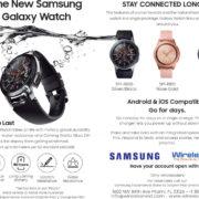 Samsung Smartwatch al por mayor