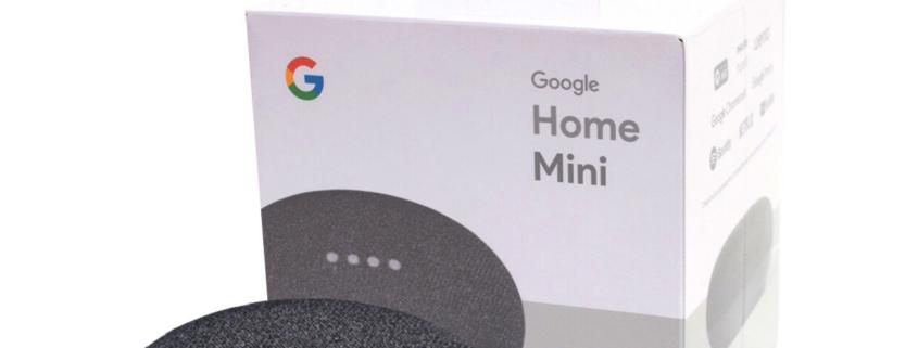 google home mini al por mayor