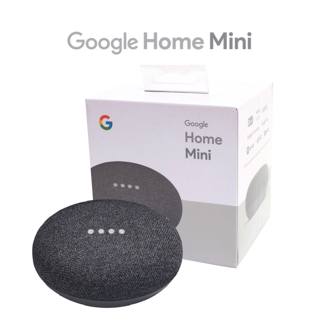 Google Home Mini - Smart Speaker