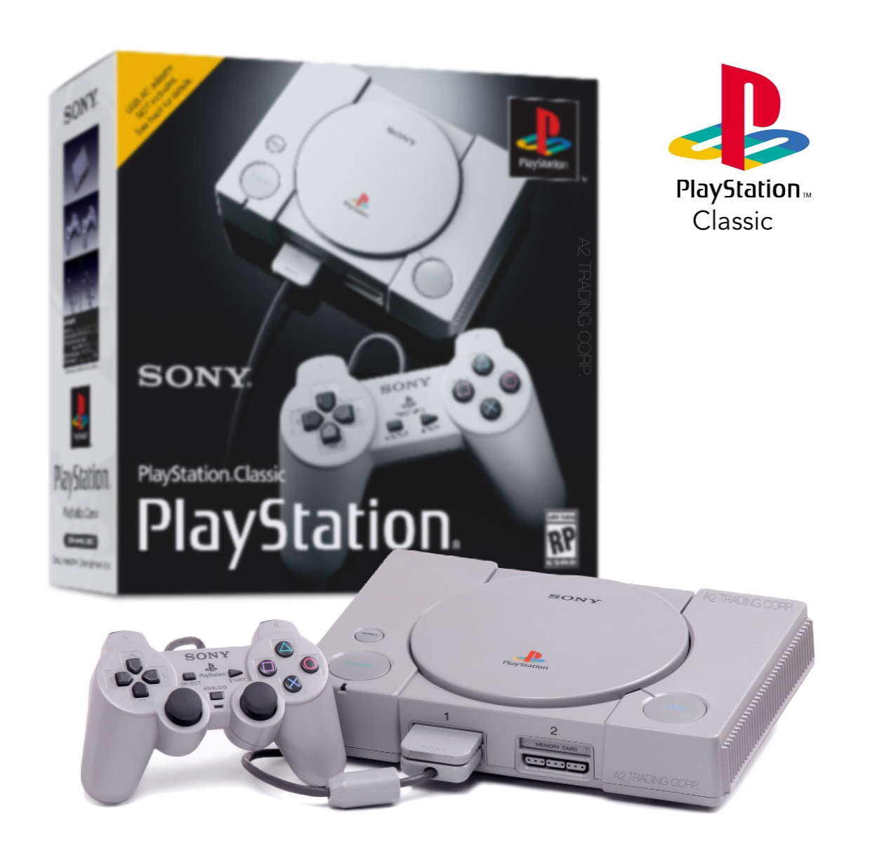*NEW* Sony PlayStation Classic