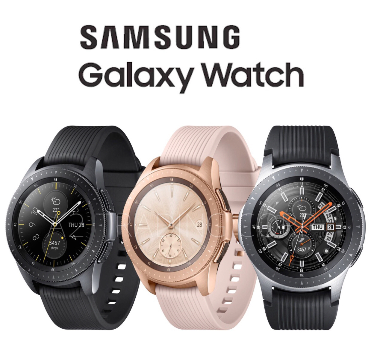 Samsung Galaxy Watch 2018 - 46mm R800 & 42mm R810