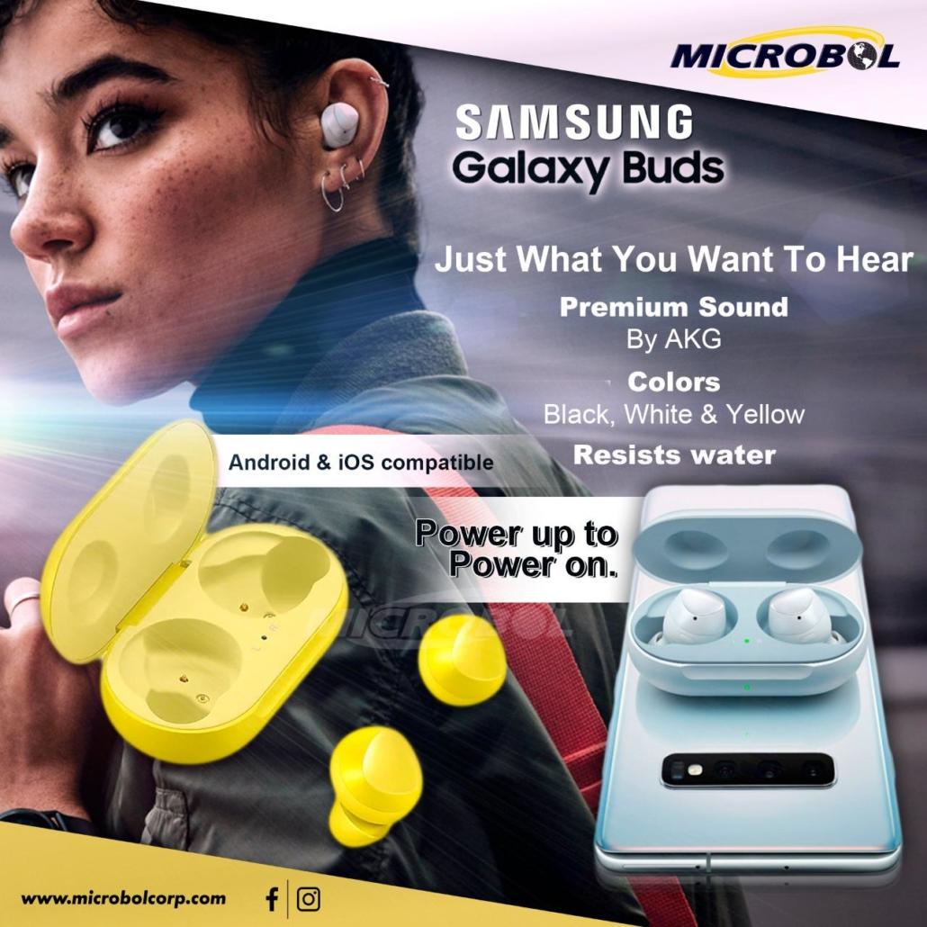 Galaxy Buds