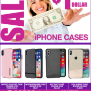 ¿Que? Casos de iPhone por $ 1 DÓLAR!