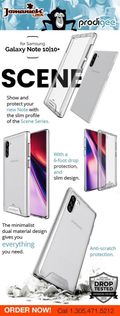 Samsung Galaxy Note 10, Samsung Galaxy Note 10 Plus accesorios