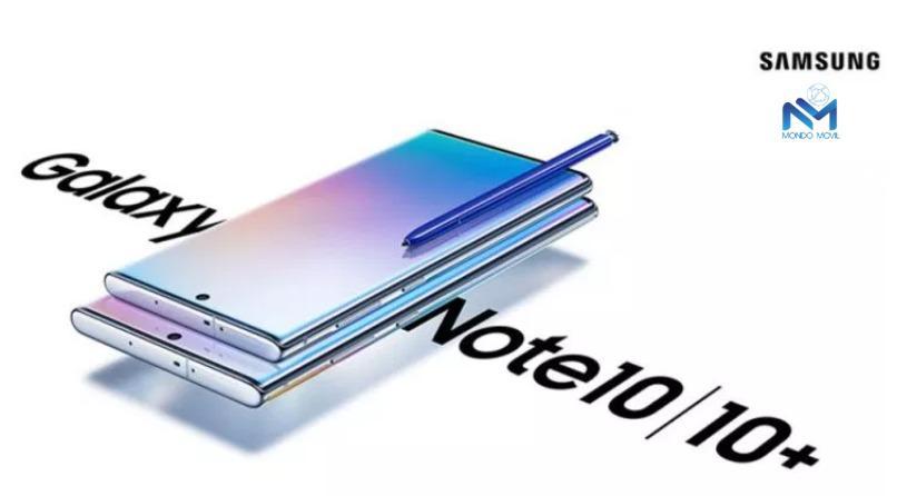Samsung Galaxy Note 10, Note plus al por mayor