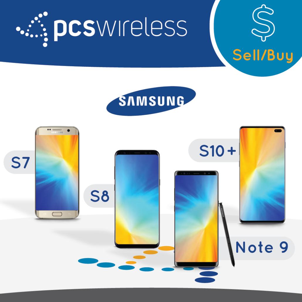 S7, S8, S10+, Note 9 al por mayor