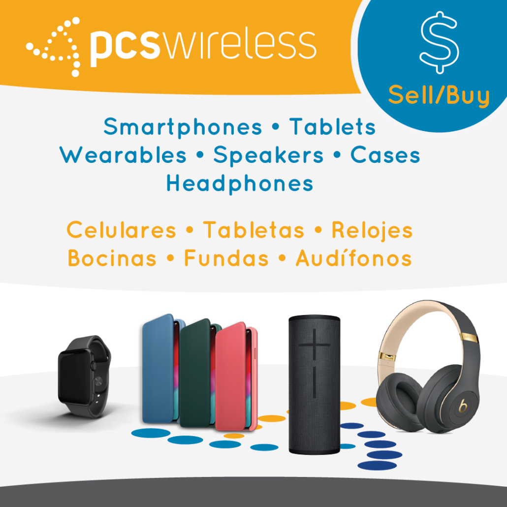Celulares, tablets, tecnologia ponible, auriculares