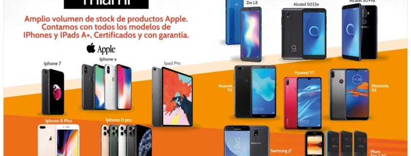 celulares al por mayor, mayorista de celulares, telefonos