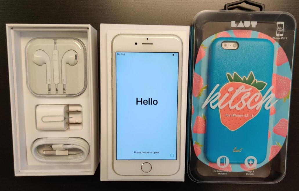 iPhone 6, 7, 8 A+ Stock 16, 32, 64, 128 GB