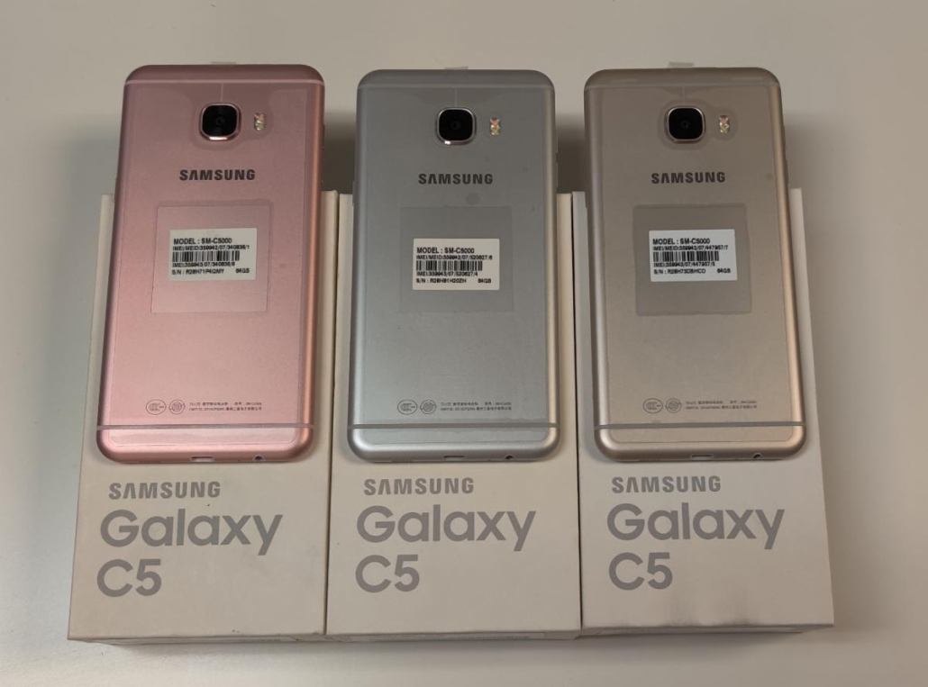 Samsung C5 al por mayor