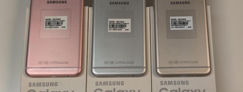 Samsung C5 al por mayor