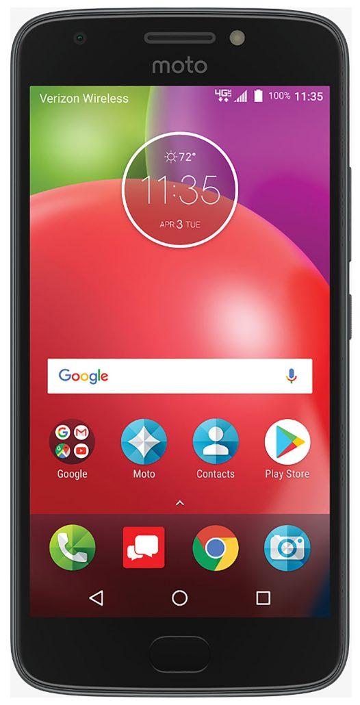 Motorola Moto E4 + al por mayor