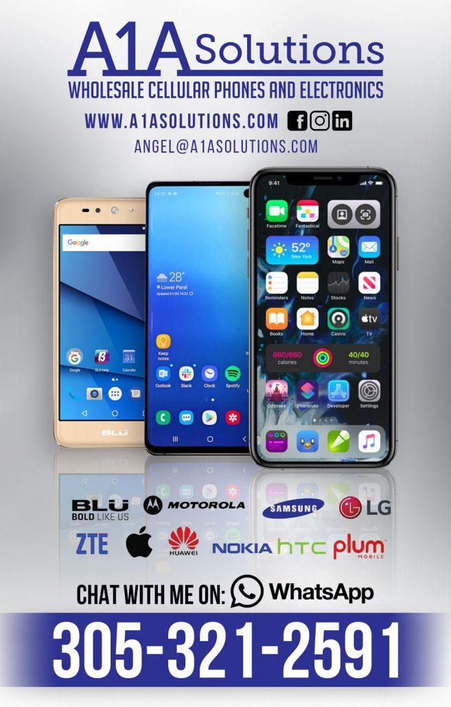 distribuidor de celulares al por mayor