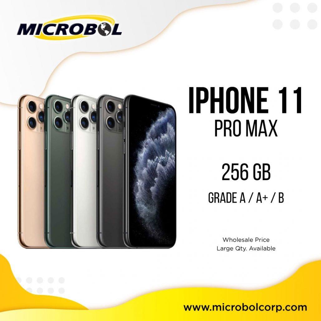 iPhone 11 Pro Max al por mayor