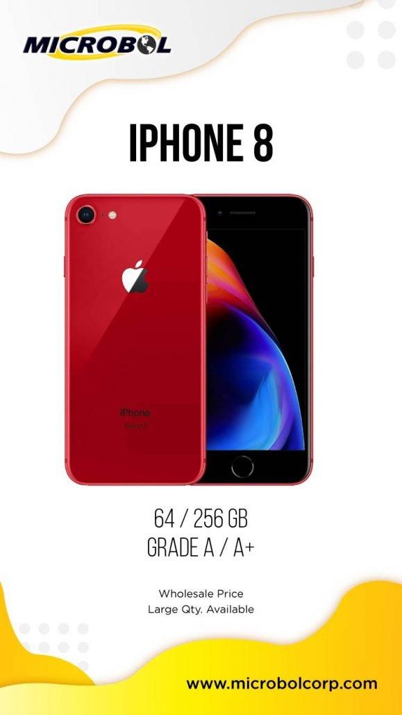 iPhone 8 Grade A al por mayor