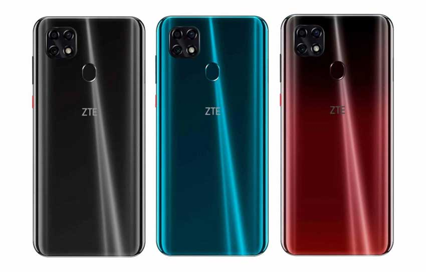 ZTE BLADE 10 Smart al por mayor distribuidor en eeuu