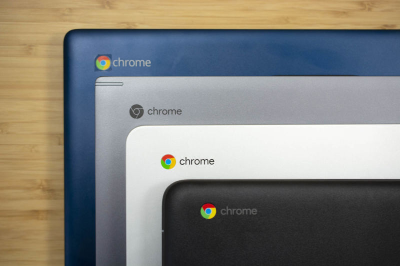 Chromebooks al por mayor